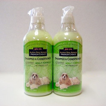 Alpha Dog Series - Adult Shampoo & Conditioner (Pack of 2)