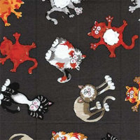 Plant Pattern Covers Cat Frenzy Plant Pattern Cover, Extra Large
