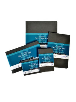 Stillman & Birn Epsilon Series Softcover Sketchbooks 5.5 in. x 3.5 in, landscape, 96 pages [pack of 2]