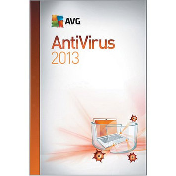 Interactive Communications AVG Anti-Virus 2013 3-User 1-Year $39.99 (Email Delivery)
