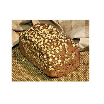 BreadVillage German Whole Grain Multi-Seed Bread, 1 Loaf