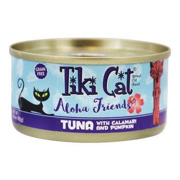 Aloha Friends Grain Free Canned Cat Food Tuna with Calamari & Pumpkin - 3 oz.