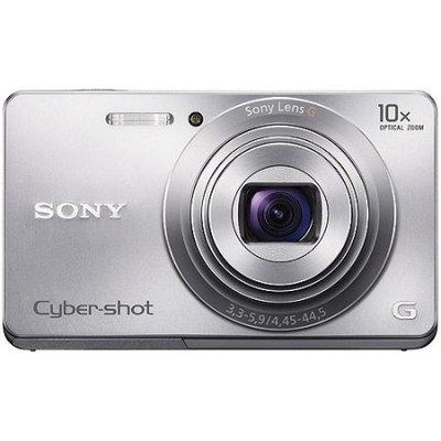 Sony DSCW690 16.1MP Cyber-Shot Digital Camera, Silver