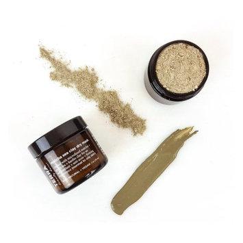 Terra Beauty Products Matcha Sea Clay Dry Mask, 2oz