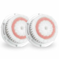 Radiance Facial Cleansing Brush Head Replacement for Mia 1, Mia 2, Mia Fit, Alpha Fit, Smart Profile, Pro, Plus, Smart, Prima, 2 - Pack