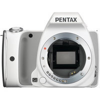 Pentax K-S1 SLR Body Kit (White) 06448