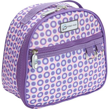 Sydney Paige Buy One, Give One Purple Spotlight Lunch Bag
