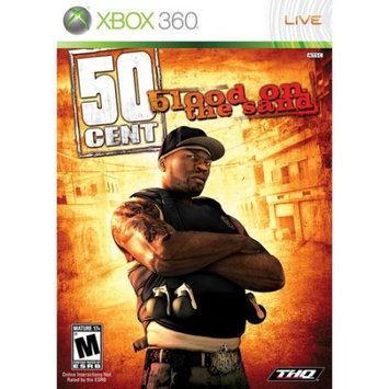 THQ 55095 50 Cent Blood on the Sand X360