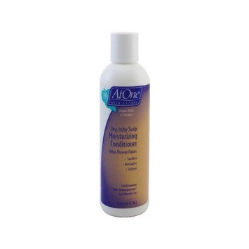 At One With Nature Moisture Conditioner Itchy Scalp 8oz