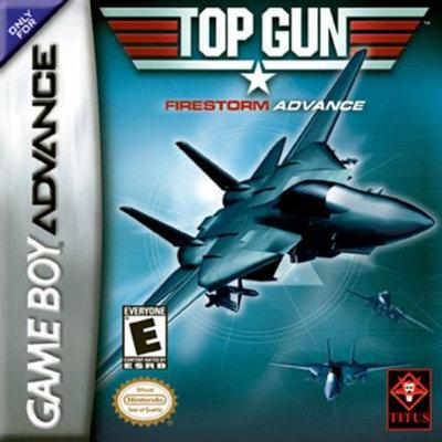 Titus Software Topgun: Firestorm Advance