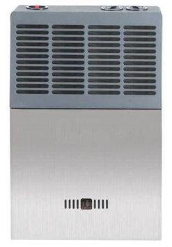 DAYTON 12H992 Portable Gas Heater, Dual Fuel,10000 BtuH