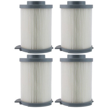 4 Pack Felji Bagless Canister Washable & Reusable Filter for Hoover WindTunnel Part