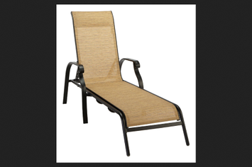 Living Accents Heritage Chaise Lounge