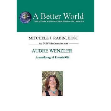 Alliance Entertainment Llc Audre Wenzler: Aromatherapy & Essential Oils (dvd)