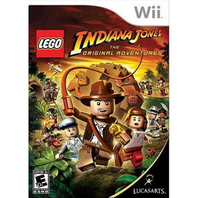 Disney Interactive Lego Indiana Jones The Original Adventures