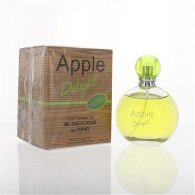 Secret Plus ZZWSPAPPLEDELIGHT34T 3.4 oz Apple Delight Eau De Toilette Spray for Women