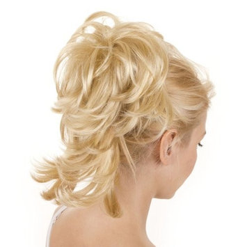 Flexihair Clip On Ponytail | Candy Blonde | FlexiStyler Clip In Hairpiece