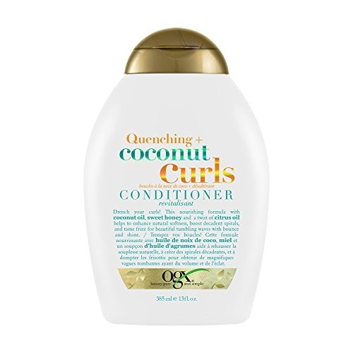 OGX Quenching Coconut Curls Conditioner, 385 ml