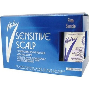 Vitale Sensitive Scalp Relaxer Kit - Sensitive Scalp (1 application)