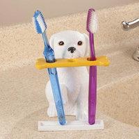 Playful Dog Toothbrush Holder by OakRidgeTM
