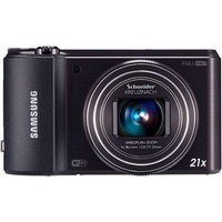 Samsung - WB850F 162-Megapixel Digital Camera - Black