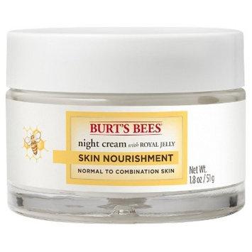 Burt's Bees Skin Nourishment Night Cream 1.8 oz