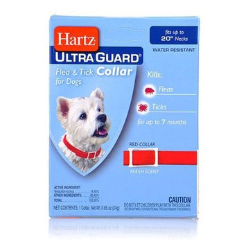 Hartz Ultra Guard Dog Flea & Tick Collar