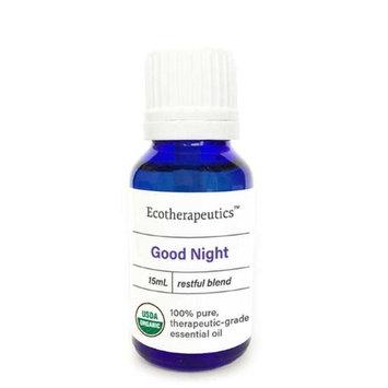 Ecotherapeutics 684012 15 ml Good Night Blend Oil Organic - Case of 48