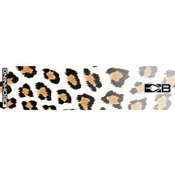 Bohning HD Wrap White Leopard, 12-Pack, 4