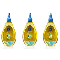 [VALUE PACK OF 3] FANTASIA IC REPAIR ALOE OIL COMPLETE HAIR TREATMENT OIL 5.5OZ : Beauty