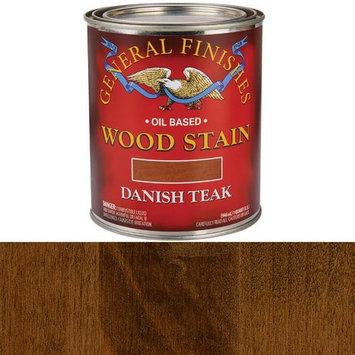 Danish Teak, Quart GF Wood Stain