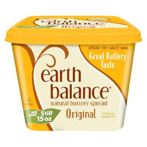 Earth Balance Natural Buttery Spread 15 oz