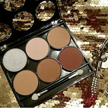 Mineral Contour + Face Powder / Powder Contour Palette Bronzer and Highlighter