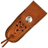 Joy Enterprises FP15555 Fury Brown Leather Sheath, Fits Most 4.5 -5