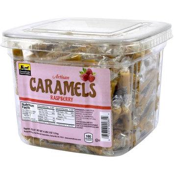 Pennsylvania Dutch Candies Raspberry Artisan Caramels, 192 count