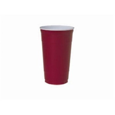 Solo Cup Company Solo Cup D32R 32 oz Plastic Cold Cup - Red Pack of 12