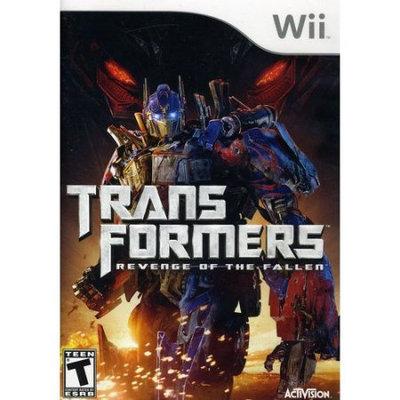 Activision, Inc. Transformers: Revenge of the Fallen (Nintendo Wii)