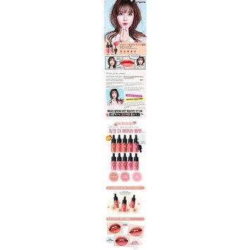 PERIPERA Ink Airy Velvet 8g(0.28oz) Lip Lacquer Lip Tint (NO.6 It Brown Orange)
