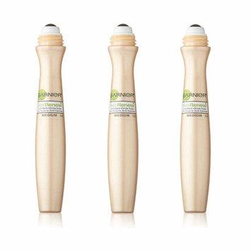 Garnier SkinActive Clearly Brighter Sheer Tinted Eye Roller, Light/Medium, 3 Count