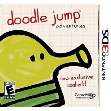 Game Mill Doodle Jump Adventure (Nintendo 3DS) - Pre-Owned