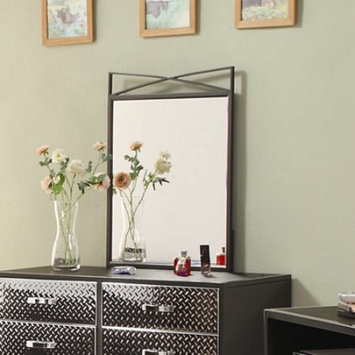 Spaced Out Mirror By Homelegance Furniture