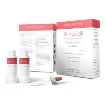 NutraStim Minoxidil Hair Regrowth Treatment for Women, 2 oz