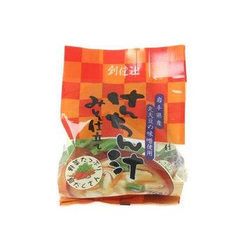 SOUKENSHA Kenchin Soup Finishing by Miso 10g-5packs