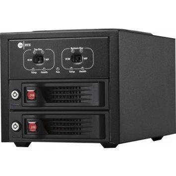 CRU RTX RTX220-3QJp DAS Array - 2 x HDD Supported