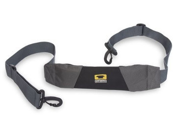 Mountainsmith Grey Haulin' Padded Shoulder Strap