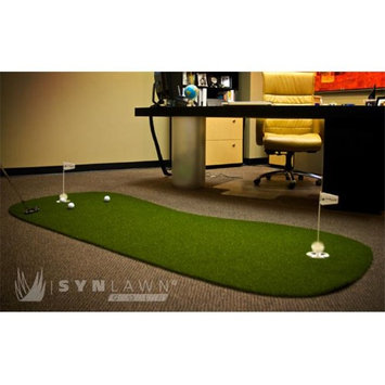 SYNLawn PG380300080 Pelz Portable Golf Green 3 ft. x 8 ft.
