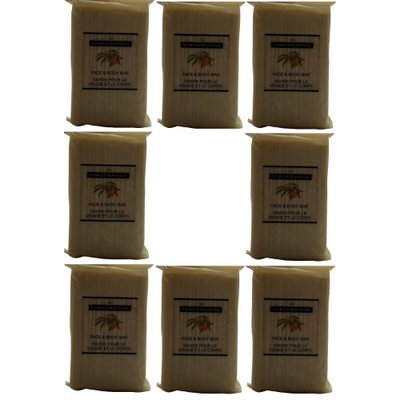 Lord and Mayfair Face & Body Soap Lot of 1.6oz Bars. Total of 12.8oz (Pack of 8)