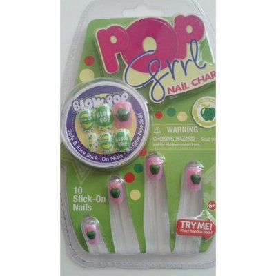 Pop Grrl 3D Nail Charms Blow Pop Collection #3095