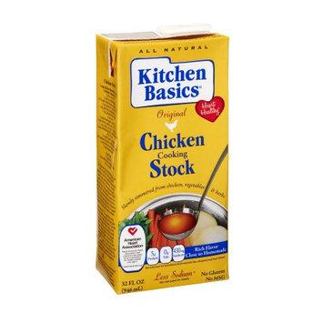 Kitchen Basics Original Chicken Stock, 32 OZ (Pack of 2)