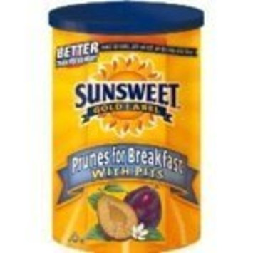 Sunsweet Pitted Prunes 18 oz.